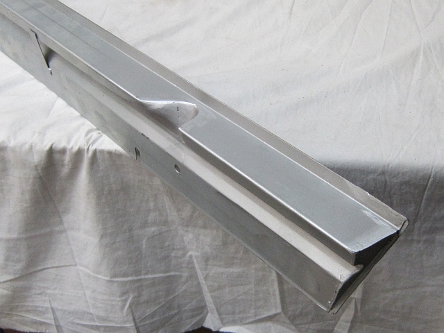 Aston Martin AM V8 outer sill steel section R/H or L/H