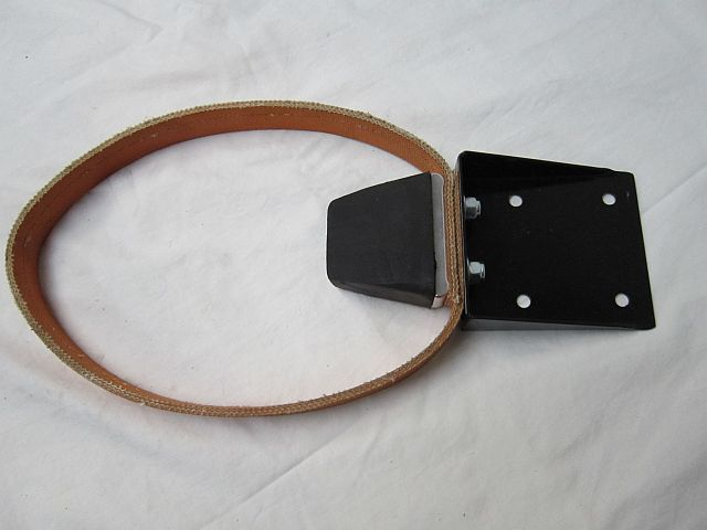 Aston Martin DB4 check strap assembly (L/H)